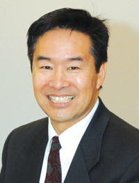 Densho Executive Director Tom Ikeda