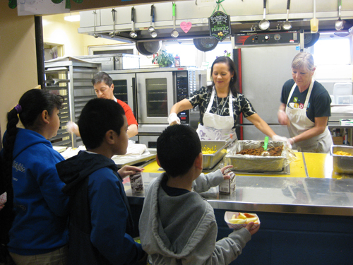 HEALTH schoolmeals SCH LUNCH CREDIT Arlene Deniston NWAW