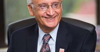 Pakistani native named as preferred candidate for WWU president