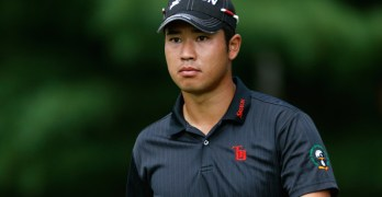 Matsuyama, Day fade at Masters