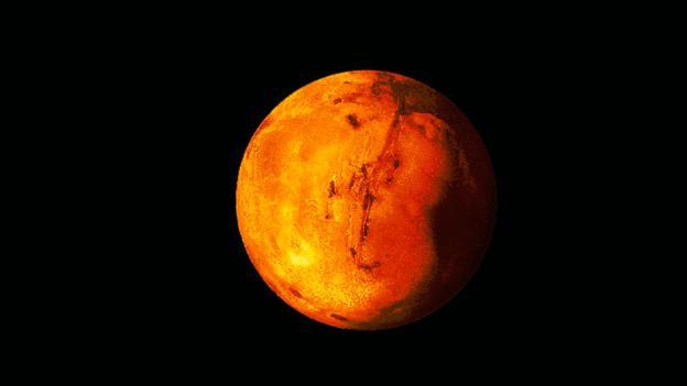 DIGITIZED PLANET MARS