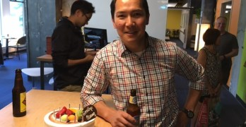 Quang Nguyen farewell party