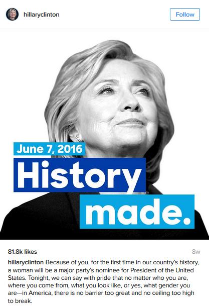 EDITORIAL Hillary Clinton