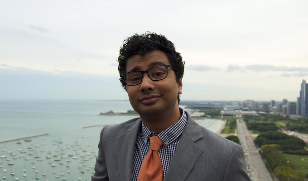 Filmmaker Dinesh Sabu