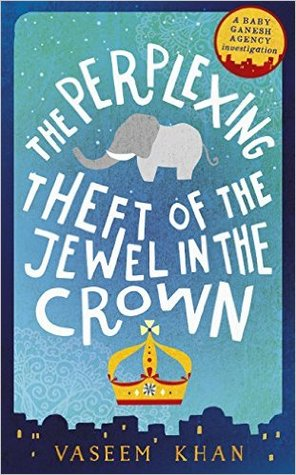 SHELF The Perplexing Theft of the Jewel in the Crown