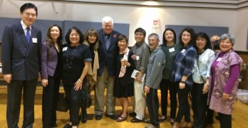 Japanese community thanks Congressman Jim McDermott