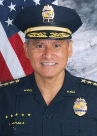 Police Chief Louis Kealoha