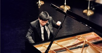 A long road, cultural and otherwise, for pianist Kevin Ahfat