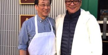 Iron Chef Morimoto visits Seattle