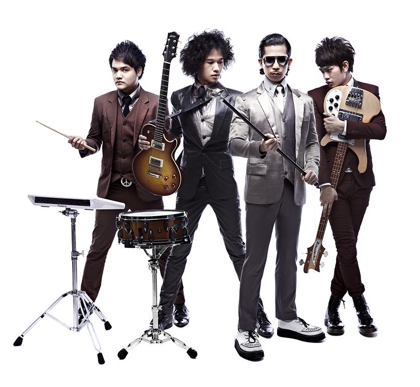 rock music Asian