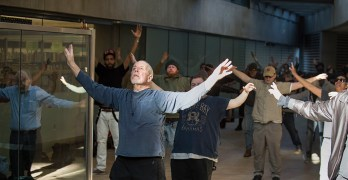 Tai chi class offers homeless population taste of stability