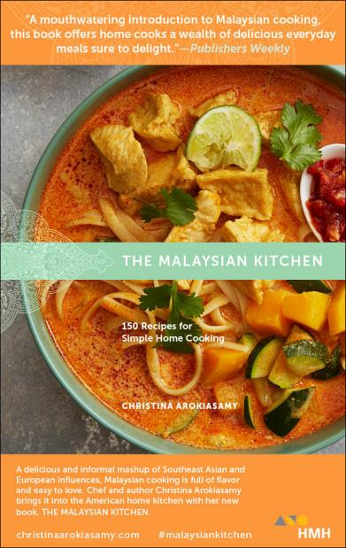 The malaysian kitchen 150 recipes for simple home cooking book cover forumfinder Gallery
