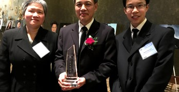 Asian American Engineer Award recipients honored in Bellevue