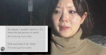 Woman said she was denied an Airbnb because she's Asian