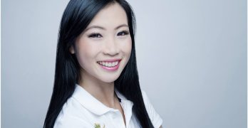 "Stephanie Lai ""stoked"" to be first Chinese contestant"