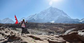 Nepal celebrates anniversary of Mount Everest conquest