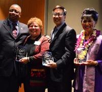Seattle JACL 95th annual banquet awardees