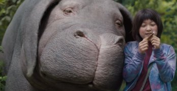 """""""Okja"""" —A quirky, morality tale involving a girl and her super-pig"""