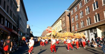 PICTORIAL: Annual Chinatown Seafair Parade brings festivities to International District