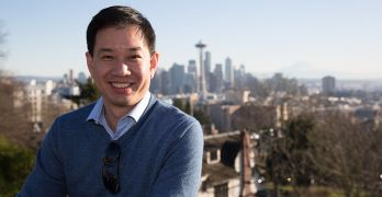 Tried and true Eastsider Phil Yin offers diversity and balance to Bellevue City Council