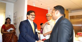 WASITRAC and UW host visit from business delegation from India