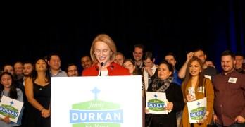 Durkan: Seattle's next mayor