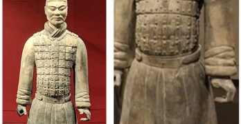 China urges US to get tough on man who stole thumb from terracotta warrior