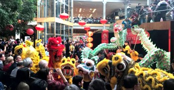 PICTORIAL: Seattle Chinese Culture and Arts Association and the Overseas Community Affairs Council celebrates Lunar New Year