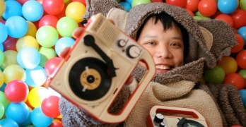 DJ Kid Koala talks records, roaming, and railroad cars