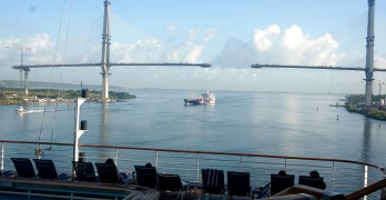 BLOG: What Panama Canal says about America