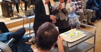 Gene Moy's 101st birthday