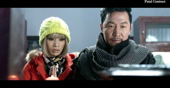 In actress Bai Ling's new film, white definitely means death