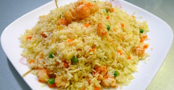 Fusion and fried rice – a match made in heaven