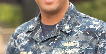 Seattle native plays key role in U.S. Navy mission