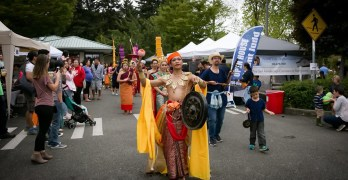 Sept. 8: Thai Festival showcases culture, food, and art