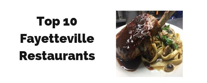 Steak Restaurants Fayetteville Ar