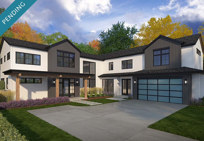 BUILT BY SHERMAN HOMES
