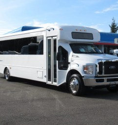 2019 ford f 650 starcraft allstar xl shuttle bus s03112 [ 1500 x 1125 Pixel ]