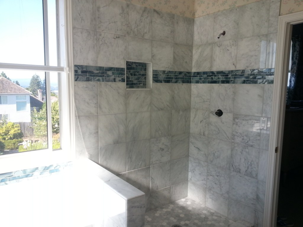 Bathroom Remodel By NW Contracting LLC of Canby Oregon