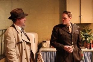 Tom Mounsey and Heath Koerschgen in Wait Until Dark, directed by Bobby Bermea. Photos by Jason Maniccia, copyright 2014.
