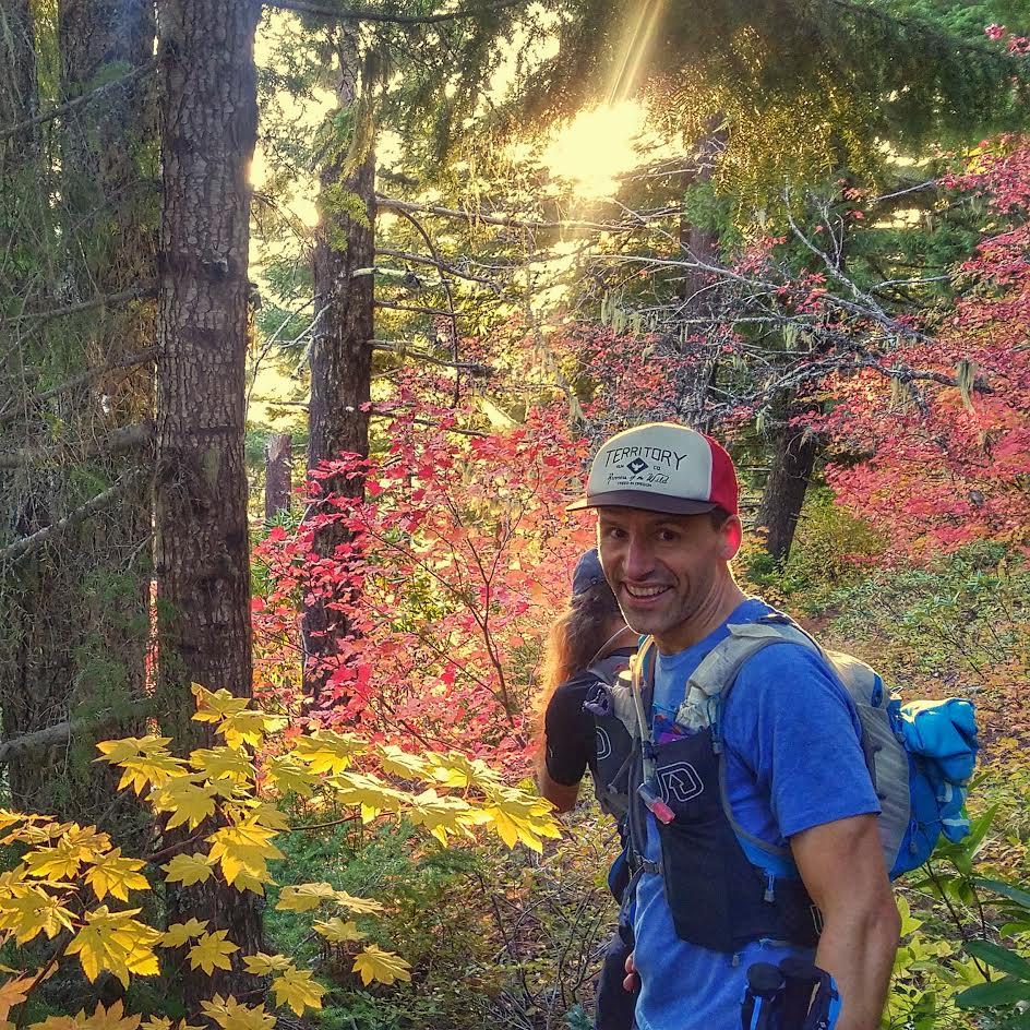 Matthew Kinzel Lake Trail