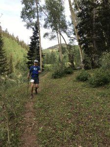 Trail of Aspens
