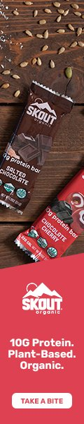 Skout Protein Bars Side Ad