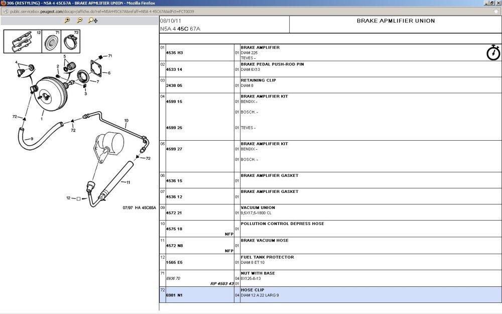 medium resolution of peugeot vacuum diagram wiring diagrams data peugeot 308 vacuum hose diagram peugeot vacuum diagram