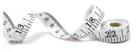 measure eye patch band size