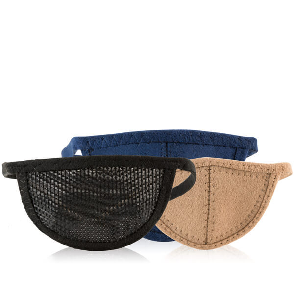 Products for Artificial Eyes - various colors of eye patches