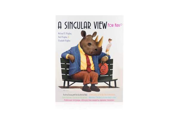 A Singular View for Kids - book cover image