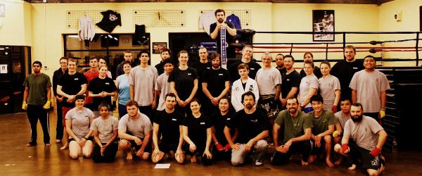 MMA in Portland