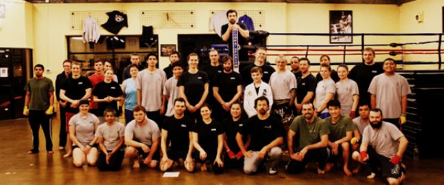 MMA Portland