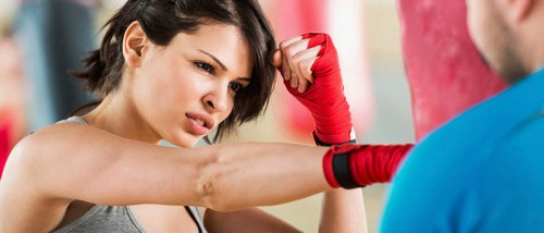 Self-Defense Classes Only With Other Women